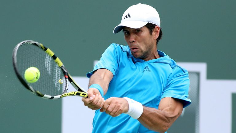 Fernando Verdasco: Has reached the final of both the singles and the doubles in Houston