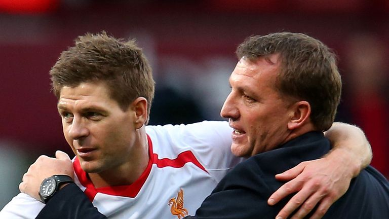 Gerrard and Rodgers have been at the forefront of Liverpool's resurgence