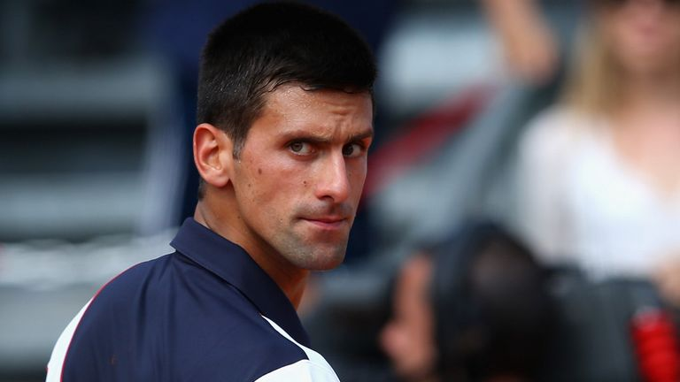 Novak Djokovic: The man to beat in Toronto this week
