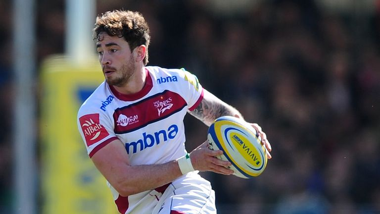 Danny Cipriani: Hoping club form will earn international recognition