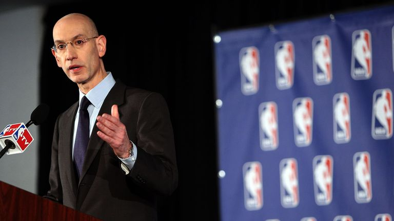 NBA Commissioner Adam Silver has punished Donald Sterling