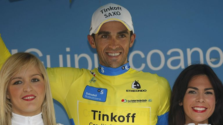 Alberto Contador: Continues his impressive start to the season