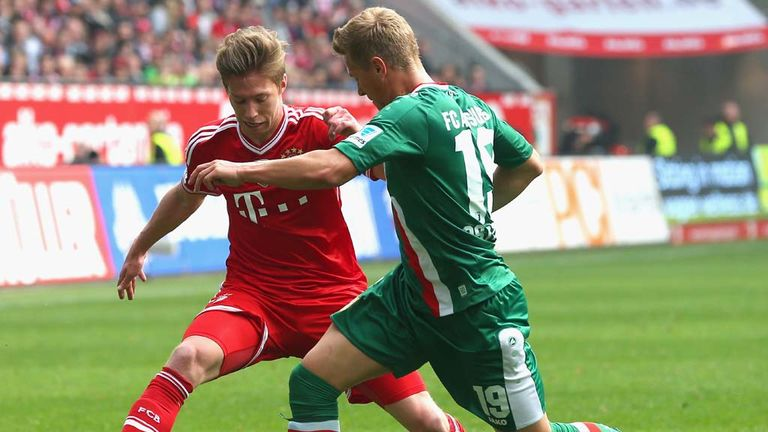 Bayern: Finally tasted defeat at Augsburg last time out
