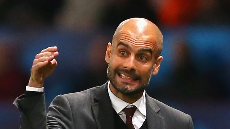 Pep Guardiola: The Bayern Munich boss is worried about his side's recent slump in form.