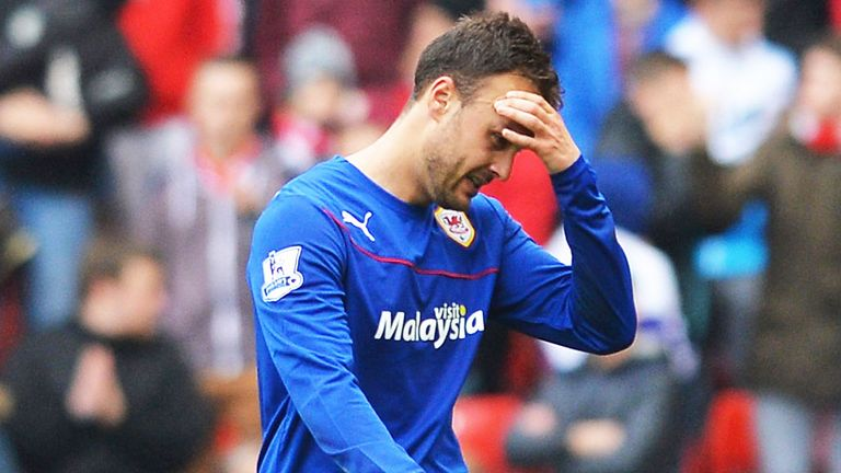 Juan Cala: Cardiff defender handed three-game suspension