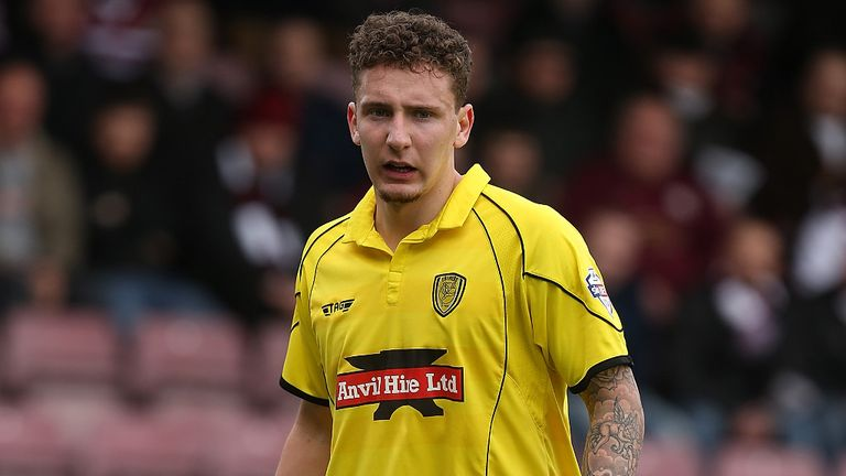 Callum McFadzean: Back at the Pirelli
