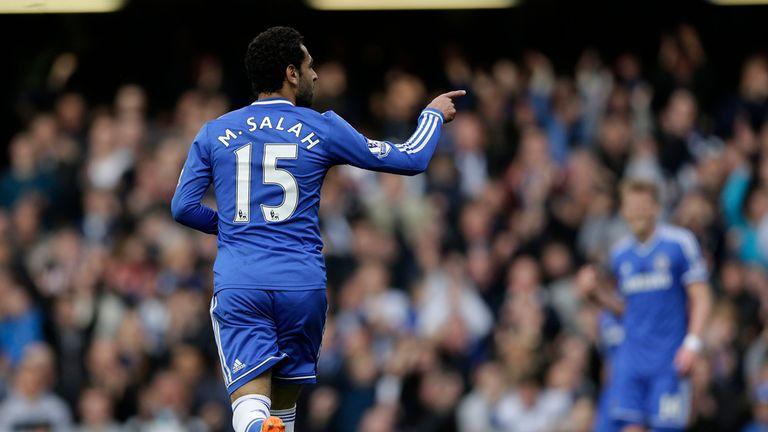 Mohamed Salah: Opened the scoring