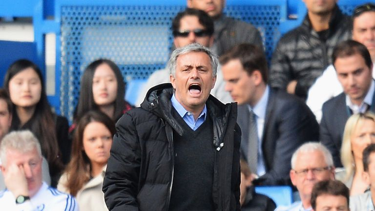 Mourinho: Expecting a trickier second season back at Chelsea