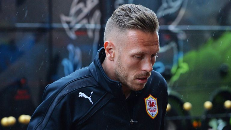 Craig Bellamy: Cardiff forward has retired after 17 years in football