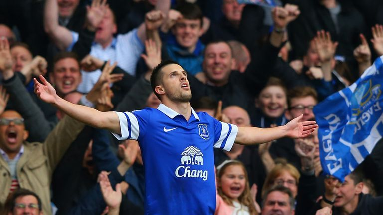 Kevin Mirallas: Will miss the rest of the season