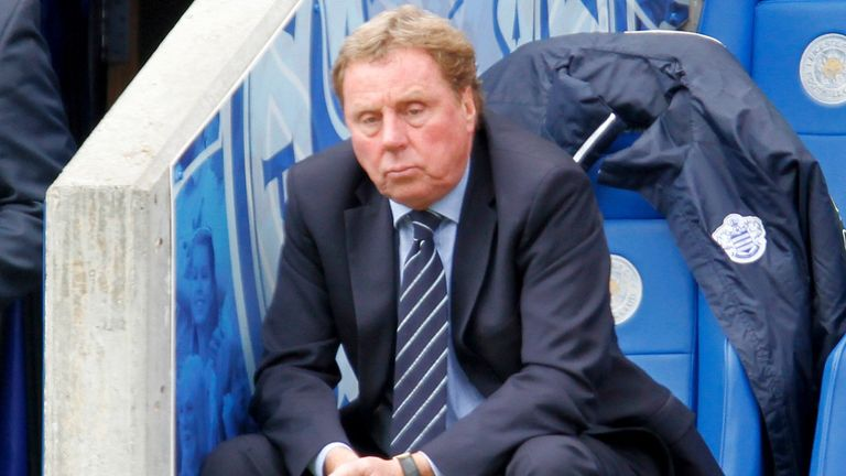 Harry Redknapp: Will not be naming the Spurs players he says wanted to get out of playing for England