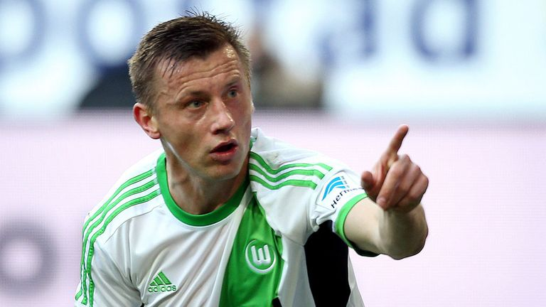 Ivica Olic: Has opted to pen a contract extension at Wolfsburg