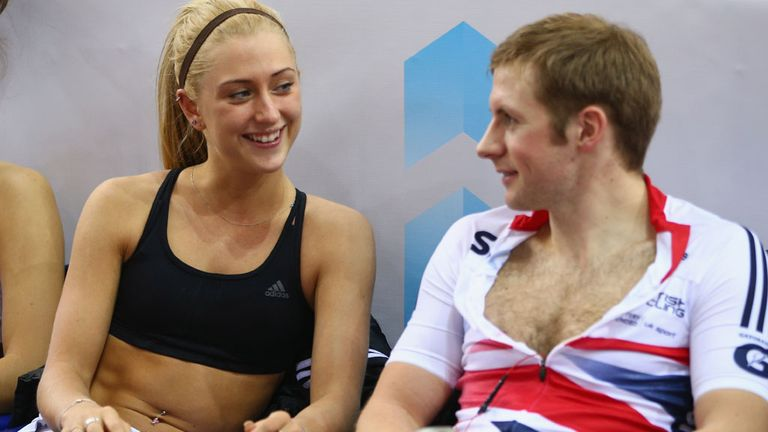Laura Trott and Jason Kenny contemplate a new era for British Cycling