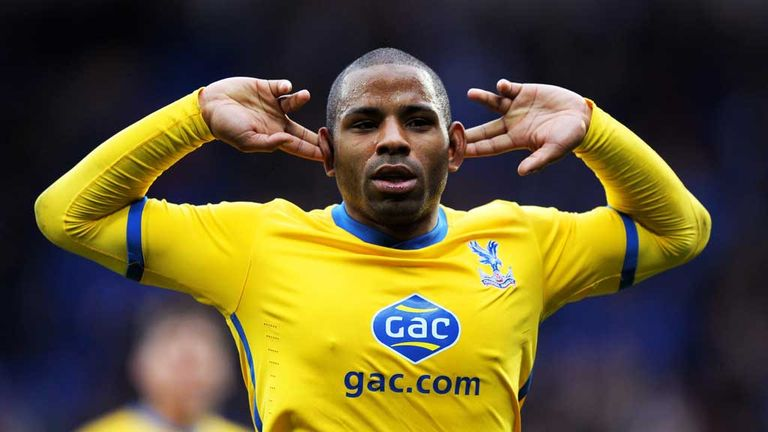 Jason Puncheon scored four goals in the final seven games of last season as Palace finished 11th