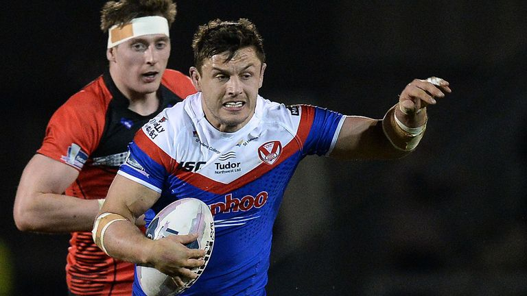 Jon Wilkin: Would like to see Challenge Cup final moved back to May