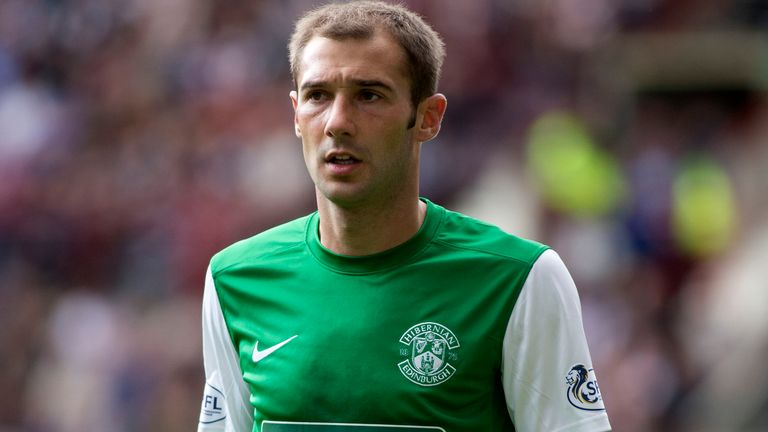 Kevin Thomson: Says Hibs let the manager down