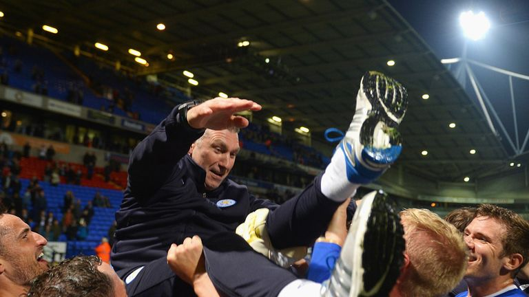 Nigel Pearson: Leicester boss didn't expect his side would win the title with such ease