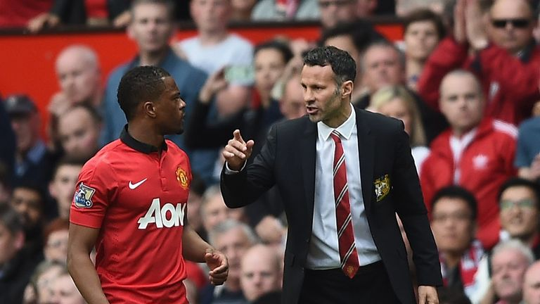 Ryan Giggs: Enjoyed a winning start to his managerial career on Saturday