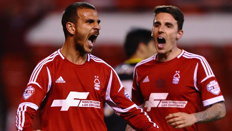 Nottingham Forest are winless in 12 Championship games
