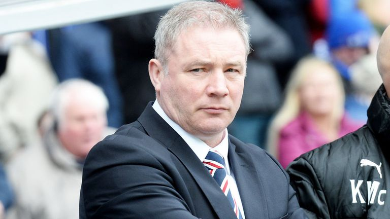 Ally McCoist: Rangers boss keen to put 'testing' season behind him