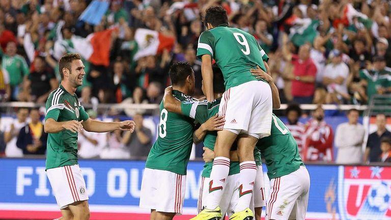 Mexico: Celebrate against USA