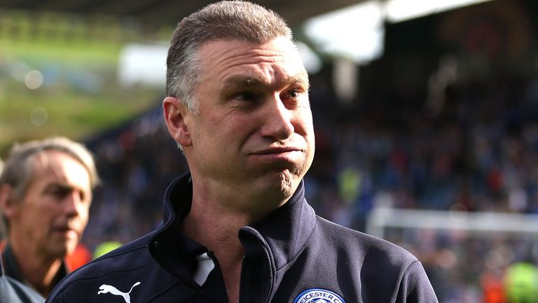Nigel Pearson: Leicester manager praised side after 2-2 draw with Everton