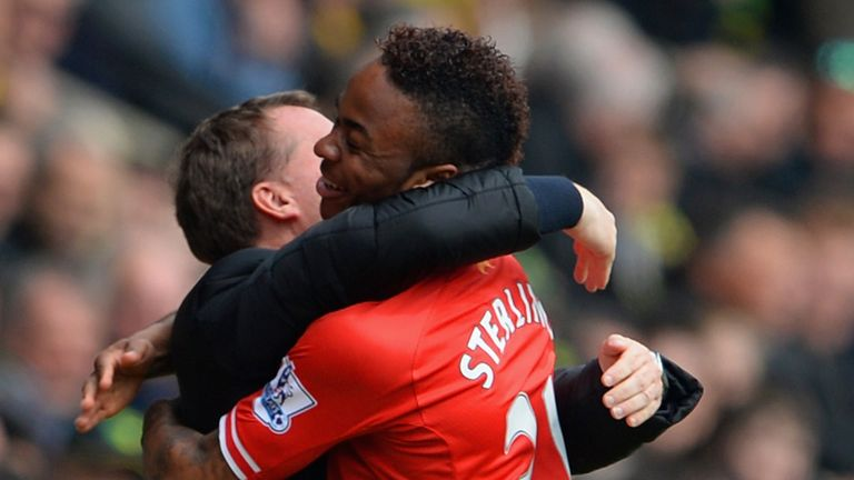 Brendan Rodgers: Raheem Sterling is Europe's best young player