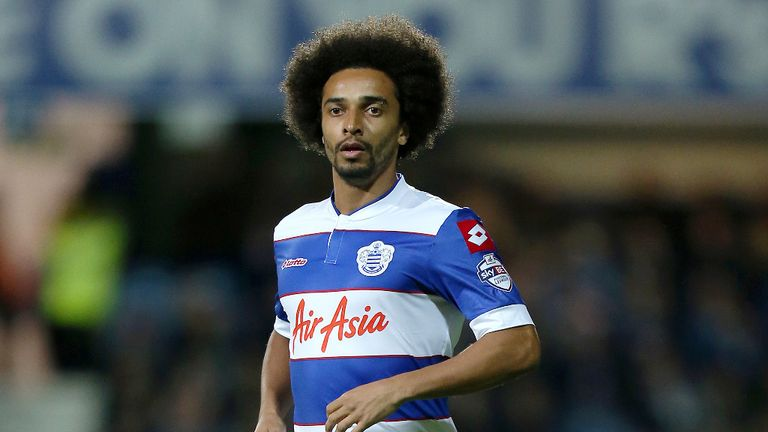 Benoit Assou-Ekotto: Back in training