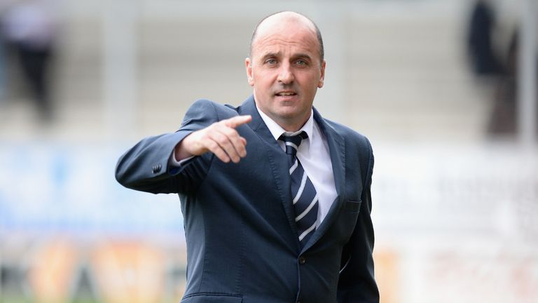 Paul Cook: Has high hopes for youngster