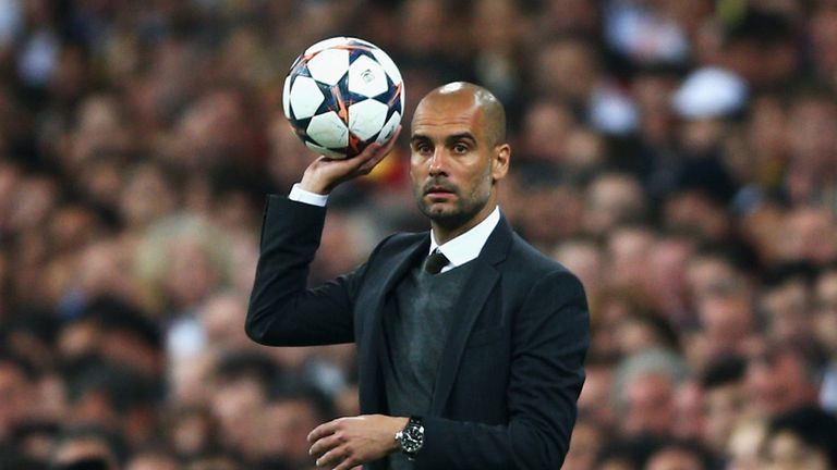 Pep Guardiola: Apologised to Bayern fans
