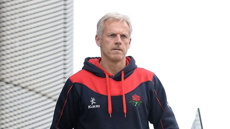 Peter Moores: Not giving away too many clues over England's squad for the first Test at Lord's