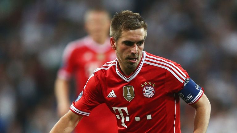 Philipp Lahm: Regretful of Bayern defending early on