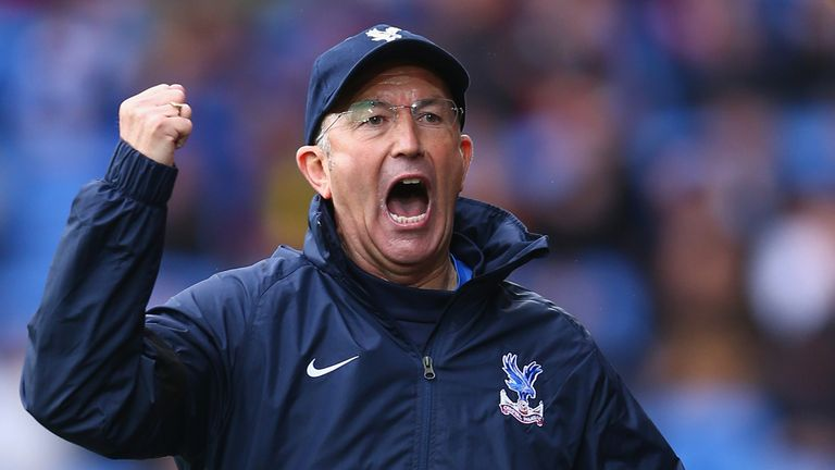 Pulis: Manager's departure a huge shame for Palace fans, says Jamie
