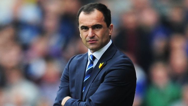 Martinez: Bought in to Everton's School of Science