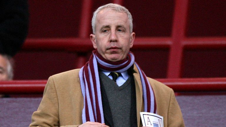 Randy Lerner ploughed millions into the club, but pulled the plug on spending when Villa missed out on the top four