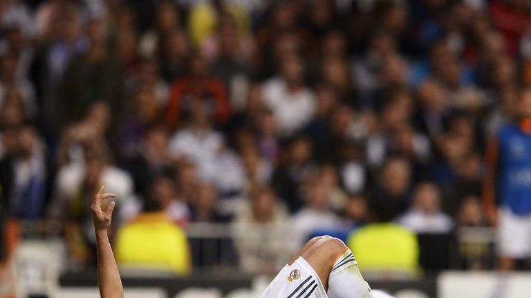 Pepe: Injury concern for Real Madrid defender