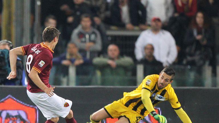 Adem Ljajic: On target in Roma's victory over Atalanta