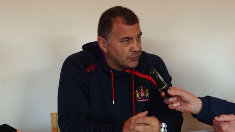 Shaun Wane: Expecting a battle-hardened Leeds on Friday