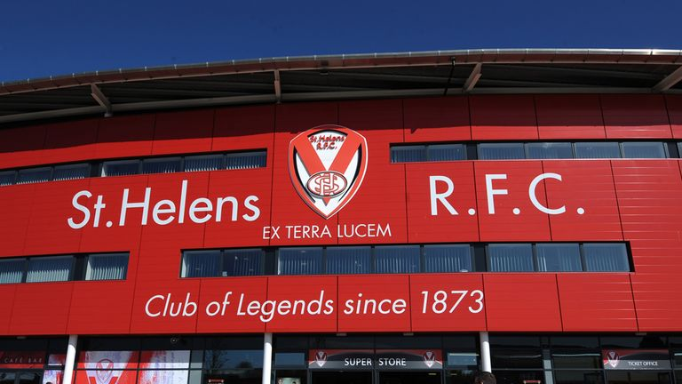 Langtree Park: Venue of Leeds v Warrington tie