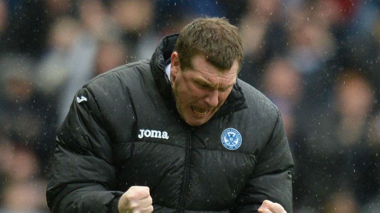 Tommy Wright: Praise for Perth community from St Johnstone boss