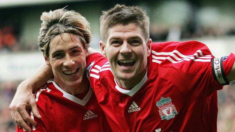 Fernando Torres Says Steven Gerrard Is The Best He Has