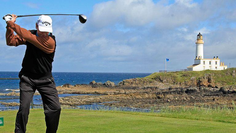Turnberry: Donald Trump's latest golfing venture