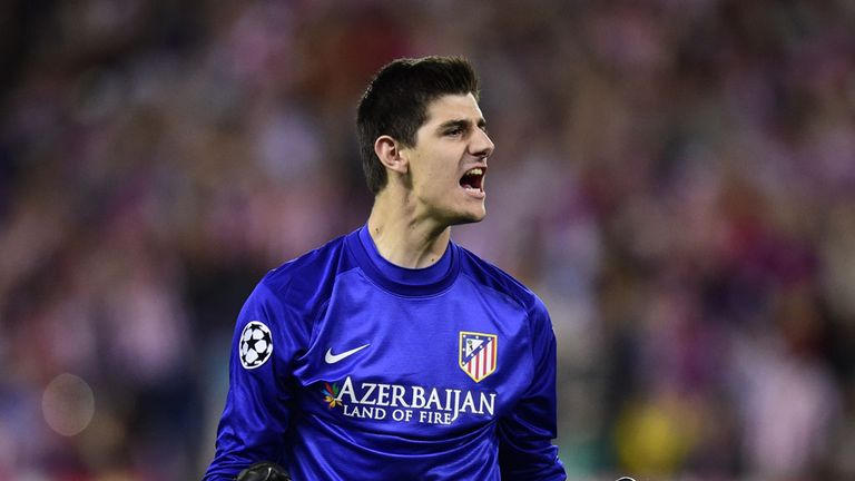 Thibaut Courtois: Atletico Madrid keeper cleared to take on Chelsea