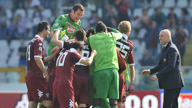 Torino: Could play in next season's Europa League