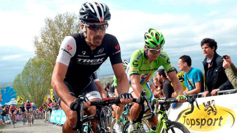 Fabian Cancellara is likely to target the cobbled fifth stage and stage 20's time trial