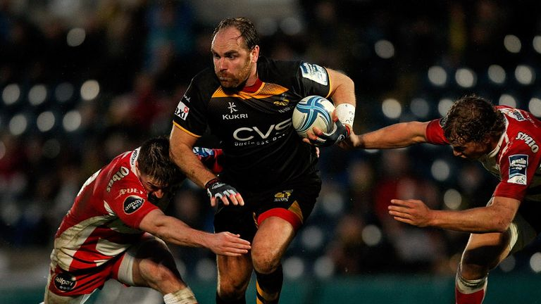 Andy Goode: Notched a 21-point haul against Gloucester