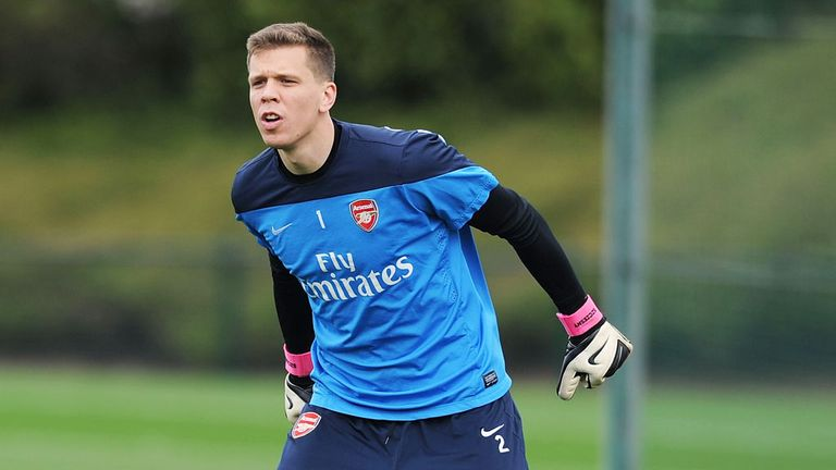 Wojciech Szczesny says Saturday's Cup semi-final is a huge game for Arsenal