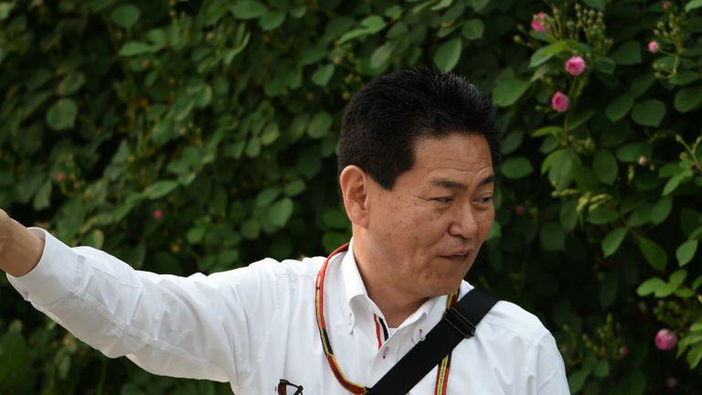 Yasuhisa Arai: Says Honda is concentrating on next season