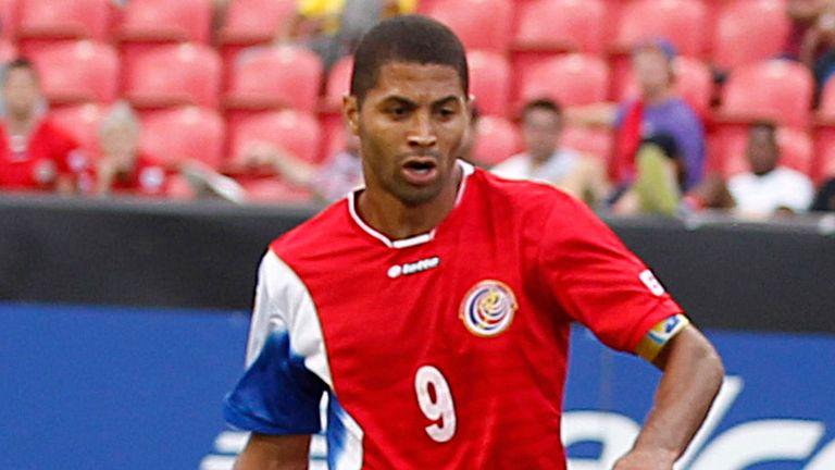 Alvaro Saborio: Costa Rica striker to miss World Cup