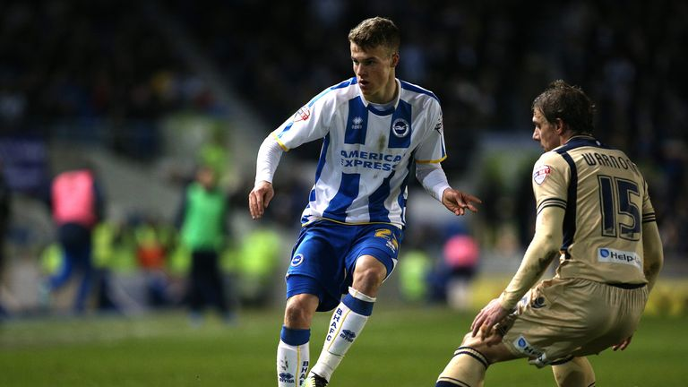 Solly March: New deal for Brighton